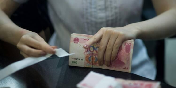 S&P envisage d'abaisser la note de la Chine