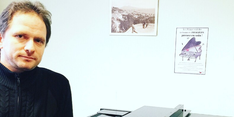Avec Karol Beffa, pianiste et compositeur : savoir improviser