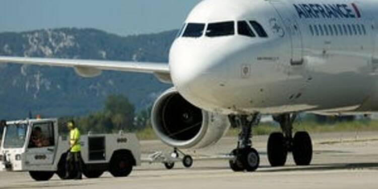 Air France assurera plus de 80% de ses vols en moyenne vendredi