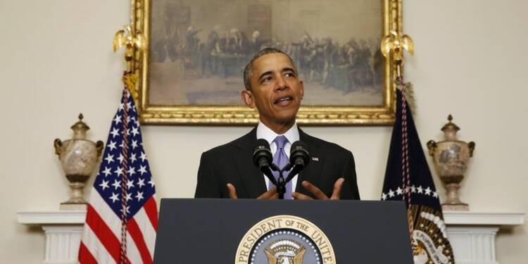 L'Iran n'aura pas l'arme atomique, se félicite Barack Obama