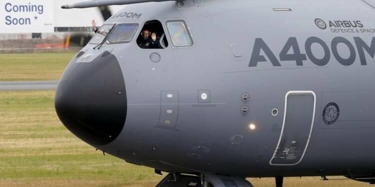 Berlin va réclamer des indemnités à Airbus pour l'A400M