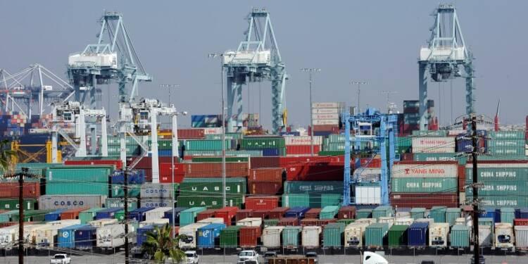 Baisse du déficit commercial en novembre aux Etats-Unis