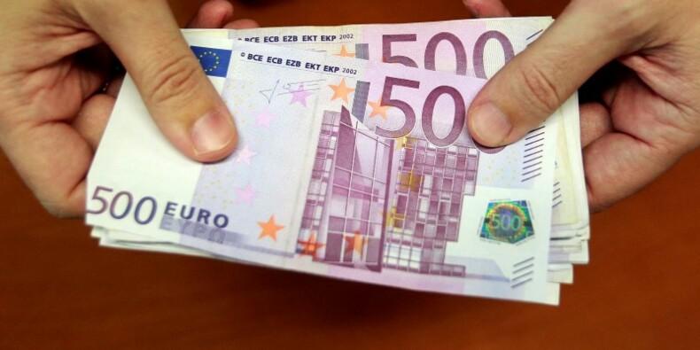 La BCE cessera fin 2018 d'émettre des billets de 500 euros