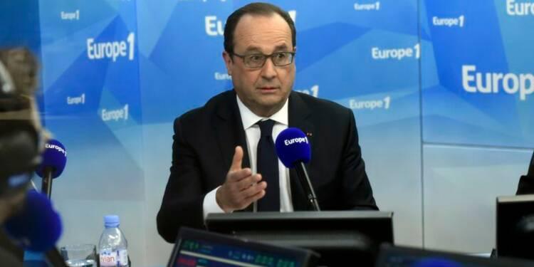 François Hollande en route vers une nouvelle candidature