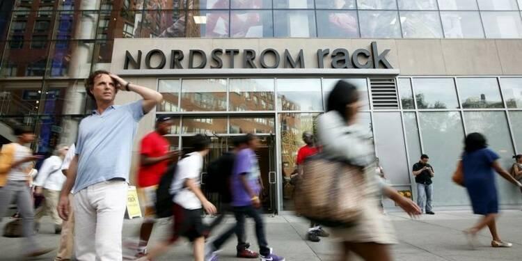 Nordstrom rassure à son tour avec ses résultats, le titre bondit