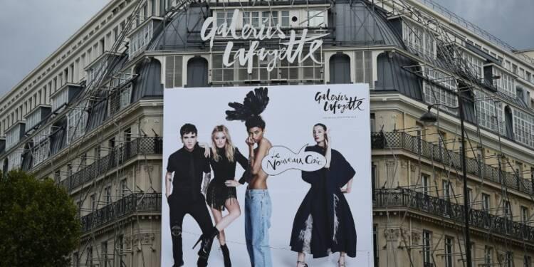 Travail le dimanche: une décision favorable aux Galeries Lafayette