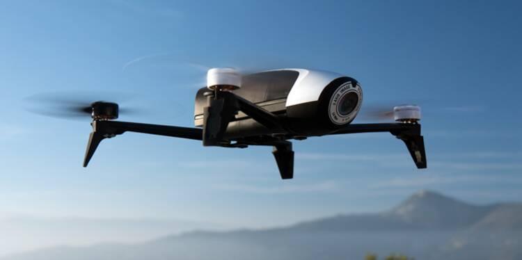 Si vous aimez les drones, c'est le moment de postuler chez Parrot