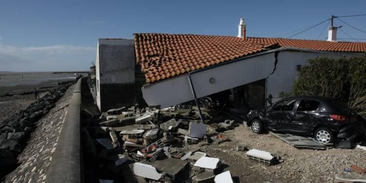 Immobilier : les mesures d'urgence en soutien aux victimes de la tempête