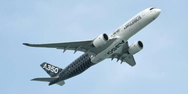 Airbus a enregistré 10 commandes nettes d'avions au 1er trimestre, dont deux A380