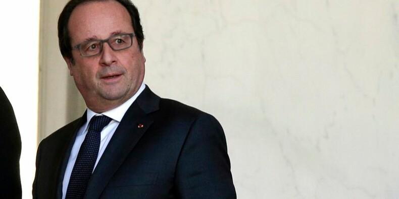 A Tulle, Hollande réaffirme sa fermeté contre le terrorisme