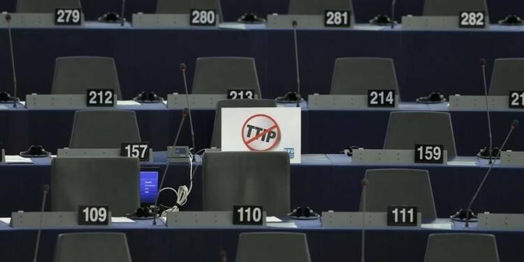 François Hollande opposé pour l'instant à la signature du TTIP