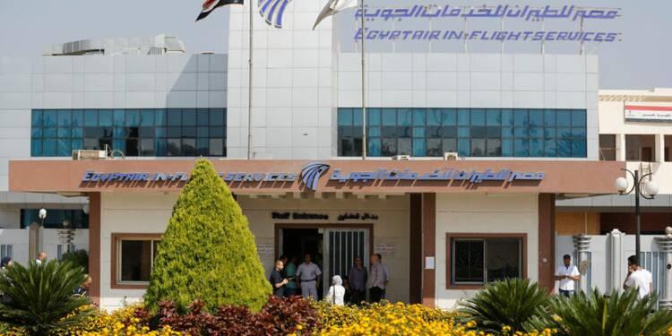 Recherches en mer après la disparition d'un Airbus d'EgyptAir