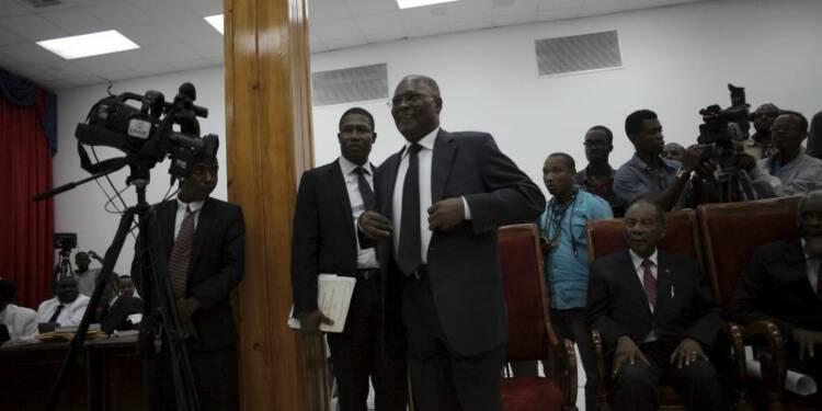 Haïti se dote d'un président par intérim