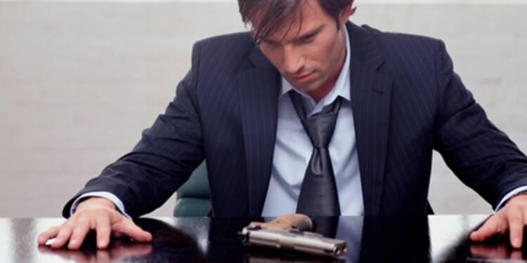 Pourquoi stressez-vous au boulot ?