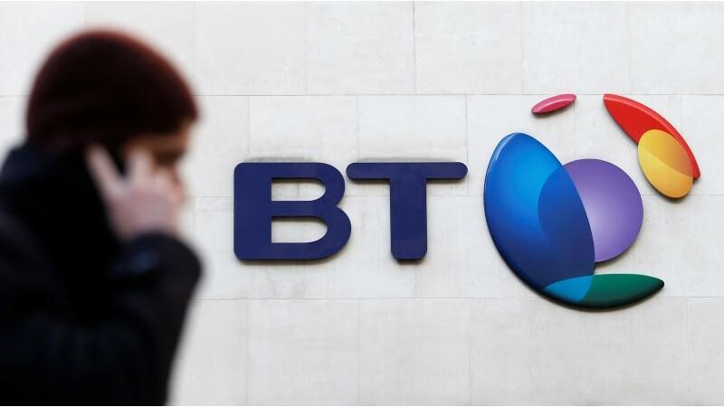 BT affiche sa plus forte croissance en sept ans