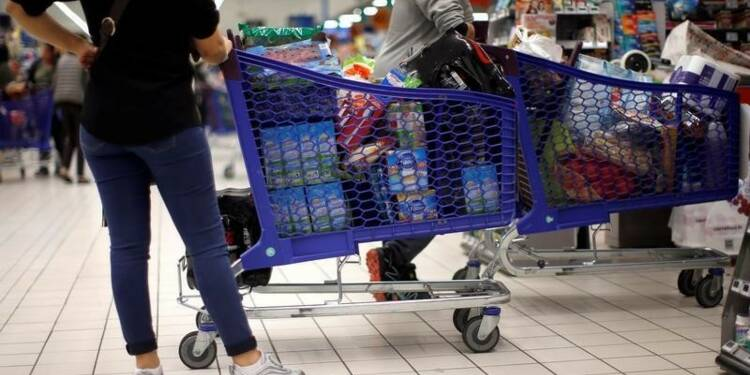 L'inflation de mai sur un an revue en hausse