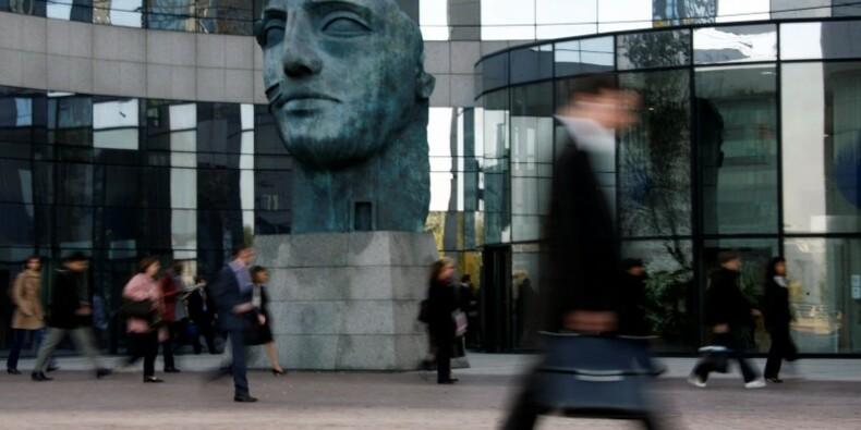 Rechute des embauches en France dans le privé en avril