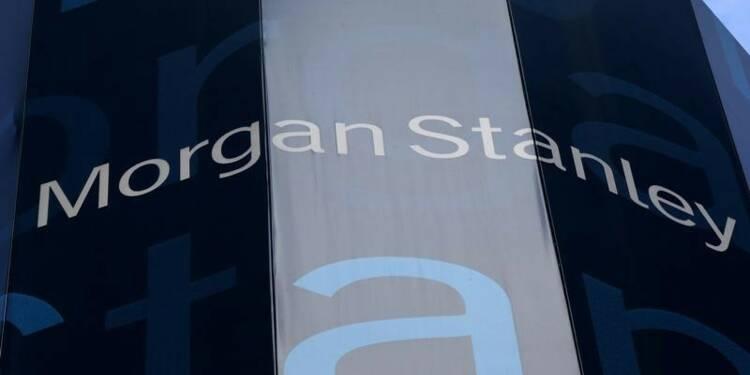 Morgan Stanley se retire du courtage de métaux de base