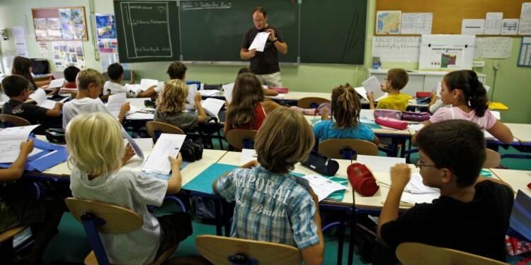 François Hollande défend son bilan pour la réussite scolaire