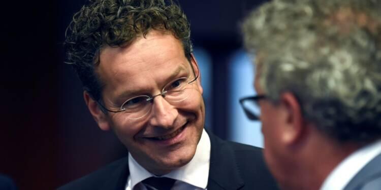 Grèce : l'Eurogroupe confiant sur un nouveau prêt