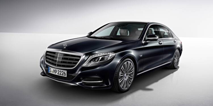 Uber Signe Une Megacommande Avec Mercedes Pour Se Passer Des