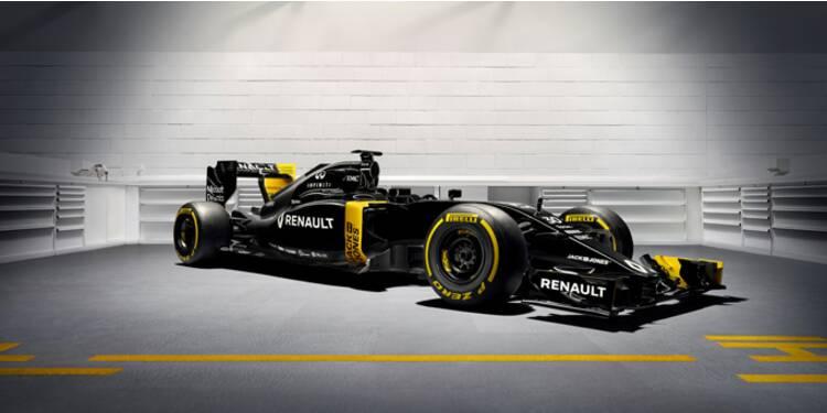 Renault investit 300 millions d'euros pour son retour en F1