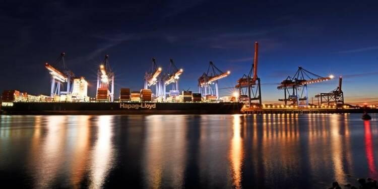 L'excédent commercial en zone euro augmente plus que prévu