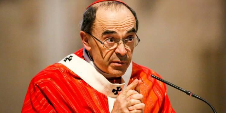 Le cardinal Philippe Barbarin entendu 10 heures par la police