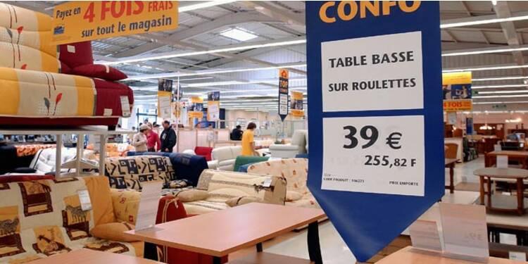 But Conforama Ikea Comment La Bande Des Trois Reagit A Crise Du