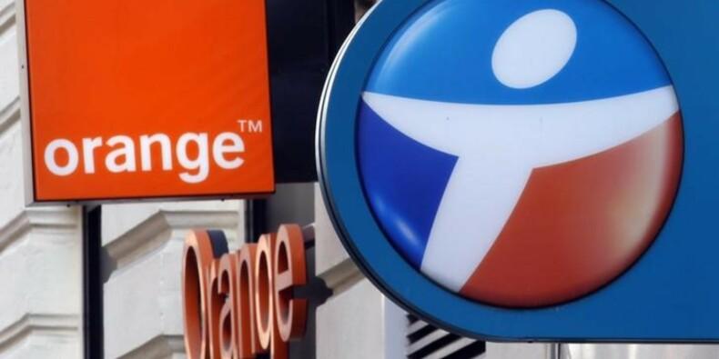 Orange discute bien du rachat de Bouygues Telecom