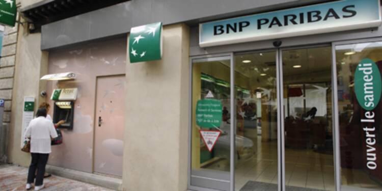 L'action BNP Paribas en baisse, les Etats-Unis réclament 5 milliards de dollars