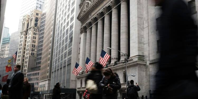 Wall Street finit encore en baisse, privilégiant les mauvaises nouvelles