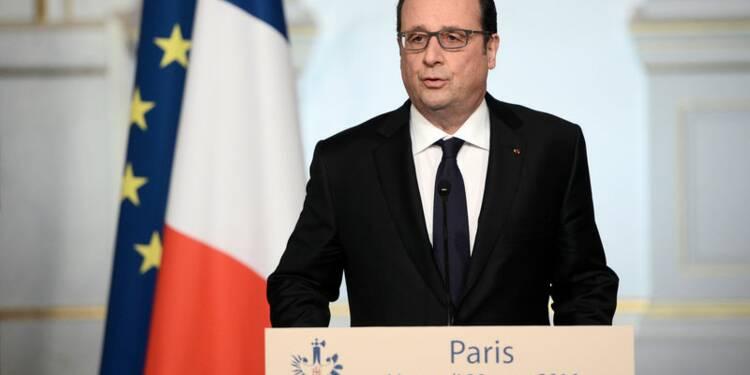 François Hollande renonce à réviser la Constitution