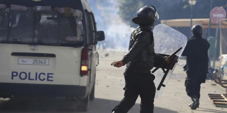 Un policier tué lors des manifestations de chômeurs en Tunisie