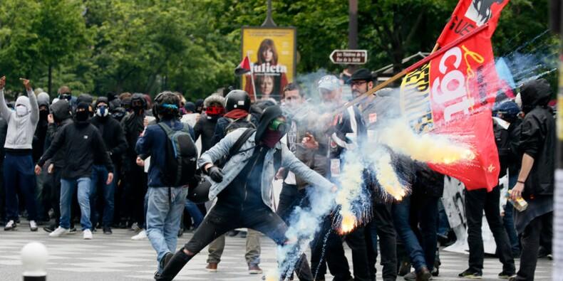 Manuel Valls interpelle FO et la CGT sur les violences