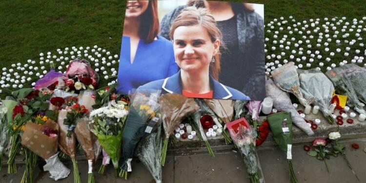 La députée britannique Cox avait reçu des messages malveillants