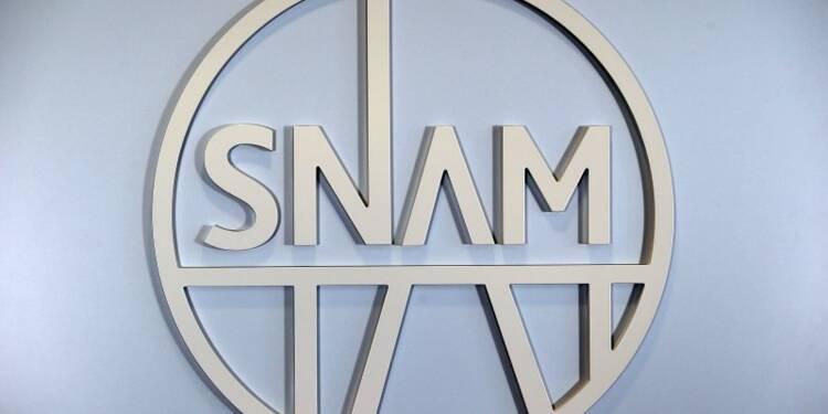 L'italien Snam va introduire en Bourse sa filiale Italgas