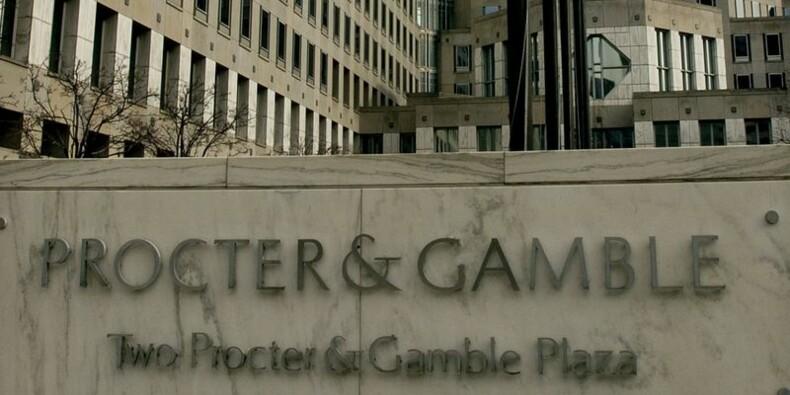 Procter & Gamble renoue avec la croissance organique