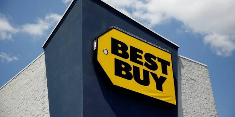 Hausse inattendue des ventes de Best Buy