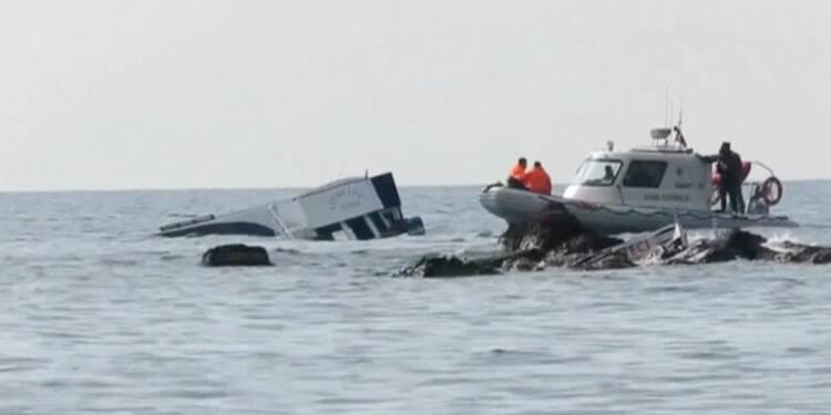 Naufrage d'un bateau de migrants en mer Egée, au moins 33 morts