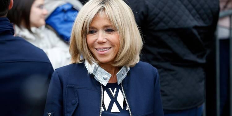 Brigitte Macron : première dame et… égérie de Louis Vuitton