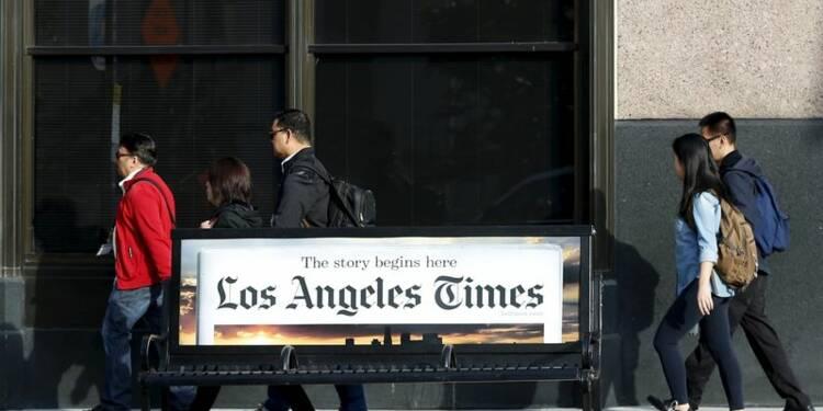 Tribune Publishing rejette l'offre de Gannett
