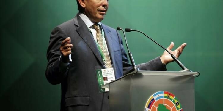 Juan Angel Napout de la FIFA accepte d'être extradé vers les USA