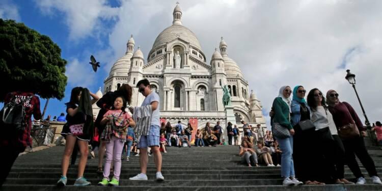 Baisse sans précédent du tourisme à Paris après les attaques