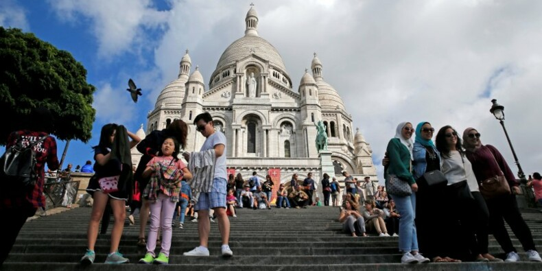 Un million de touristes en moins pour l'Ile-de-France !