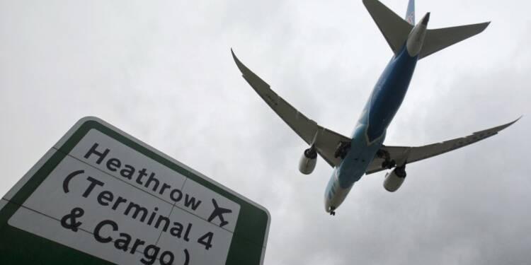 La chute de la livre sterling profite aux réservations aériennes