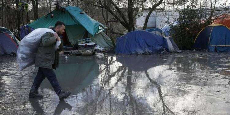 Paris souhaite ouvrir un camp pour des centaines de migrants