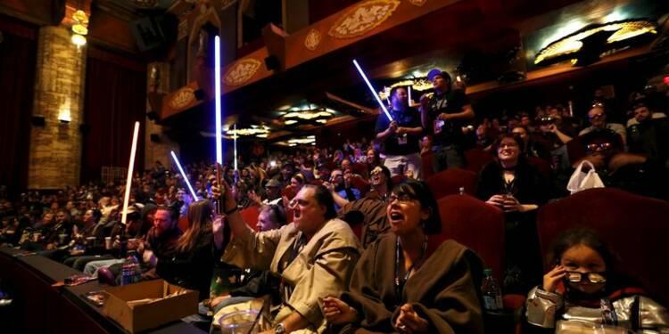 Recettes record pour le dernier Star Wars en Amérique du Nord