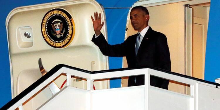 Obama invite les Américains à ne pas céder aux divisions