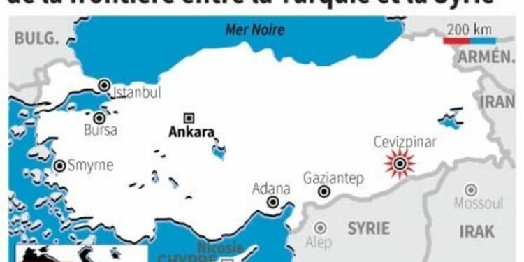 Trois morts dans l'attaque d'une base du Sud-Est turc